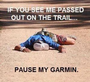 garmin trail