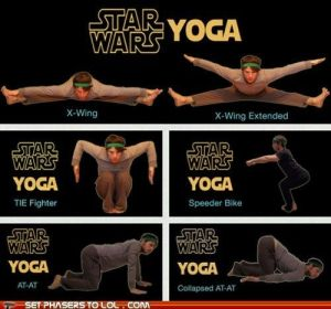 star wars yoga small